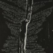 Horlbeck-Kappler, Irmgard (1925 Leipzig - 2016 ebd.) Lithografie auf hellgrauem dünnen Papier,
