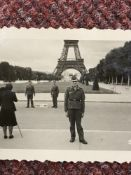 Militaria: Interesting archive of several hundred photographs taken during WWII from the German