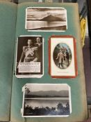 Postcards: Early 20th cent. real photo, social history, work places, schools, Edwardian, comic,