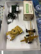 Toys & Games: Diecast artillery guns, includes Britain's guns x 3 (1 boxed), Lone Star guns x 2, and
