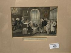 19th cent. Prints & Engravings: Paul Sandy, Pelling Place, Cries of London, Dr Syntax in Court. Oval