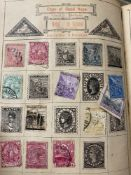 Stamps: 19th and 20th cent. One album GB used, many Victorian and Edwardian, including twelve