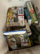 Toys & Games: Airfix plastic soldiers, twenty two boxes of used figures H0/00 scale, includes WWI