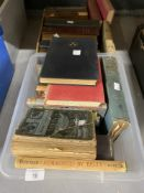 Books: 19th cent. and later, eighteen titles on various subjects including The Strand Magazine,