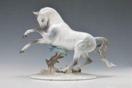 """Large figurine, Rosenthal """"Übermut"""", designed by Theodor Kärner 1930s, later molding, Model no."""