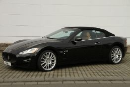 Maserati Grand Cabrio, Chassis Number: ZAMKM45B000052657, first registered 04/2010, two owners,