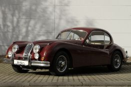Jaguar XK 140 SE-C FHC, Chassis Number: S814840DN, first registered 02/1957, mileage 36.749 miles
