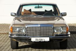 Mercedes-Benz 280 SE, Chassis Number: 11602410093259, first registered 08/1977, former US version,