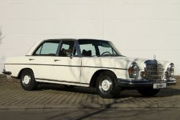 Mercedes-Benz 300 SEL 3,5, Chassis Number: 10905612007692, first registered 09/1971, german car with