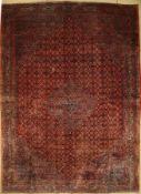 Bidjar alt fein, Persien, um 1940/1950, Korkwolle, ca. 413 x 298 cm, schwere Qualität,EHZ: 2