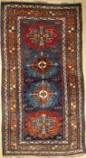 Erivan alt, Kaukasus, ca. 60 Jahre, Wolle auf Wolle, ca. 333 x 182 cm, EHZ: 2-3