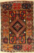 Anatol, Türkei, ca. 60 Jahre, Wolle auf Wolle, ca. 160 x 105 cm, EHZ: 2-3