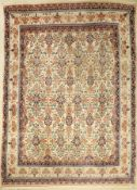 Bidjar Golfarang old, Persia, approx. 60 years, wool on cotton, approx. 330 x 242 cm, condition: 2-