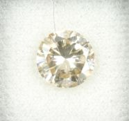 Loose brilliant, approx. 1.95 ct Cape/p 1 Valuation Price: 2700, - EURLoser Brillant, ca. 1.95 ct