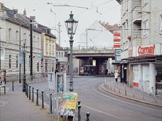 "Thomas Struth, born 1954, # ""Gertrudisplatz Düsseldorf #"", signed by hand and numbered 11/50, 40 x"