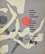 Editions Grisberger Zurich 1949, with three original lithographs by Kandinsky, Arp and Leuppi (these