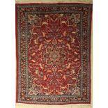 Bidjar alt, Persien, ca. 60 Jahre, Wolle auf Baumwolle, ca. 188 x 139 cm, EHZ: 2