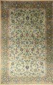 Keschan, Persien, ca. 50 Jahre, Wolle auf Baumwolle, ca. 325 x 210 cm, EHZ: 3
