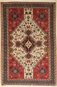 Kashkuli fein, Persien, ca. 30 Jahre, Korkwolle, ca. 153 x 101 cm, EHZ: 2
