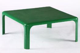 "Couchtisch, Studio Artemide Milano"", made in Italy, um 1960/69, Modello: Demetrio 70, Design by Vico"