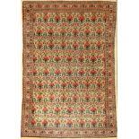Teheran alt, Persien, um 1930, Wolle auf Baumwolle, ca. 201 x 126 cm, EHZ: 4Tehran old, Persia,