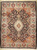 Kaschmar, Persien, ca. 50 Jahre, Wolle auf Baumwolle, ca. 383 x 300 cm, EHZ: 2-3Kashmar Carpet,