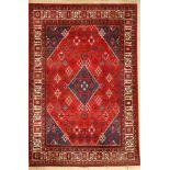 Djoshghan, Persien, ca. 50 Jahre, Wolle aufBaumwolle, ca. 328 x 222 cm, EHZ: 2Djoshghan, Persia,