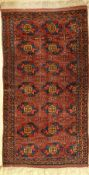 Kordi, Persien, ca. 60 Jahre, Wolle auf Wolle, ca. 227 x 138 cm, EHZ: 2-3Kordi rug, Persia,
