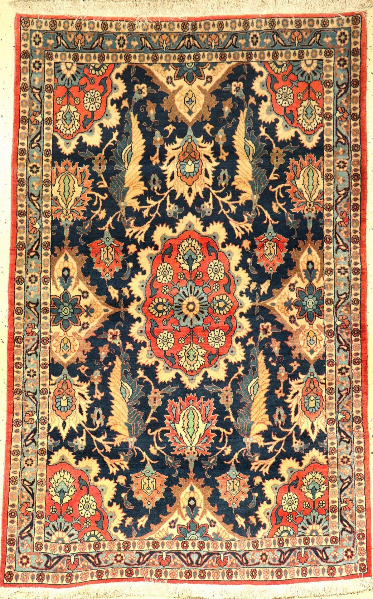 Veramin alt, Persien, ca. 60 Jahre, Wolle auf Baumwolle, ca. 164 x 108 cm, EHZ: 2Veramin old,
