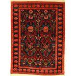 Seikur antik (Fragment), Kaukasus, um 1890,Wolle auf Wolle, ca. 191 x 141 cm, EHZ: 3 (