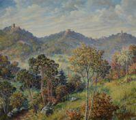 August Friedrich Kirsch, Maler aus Edenkoben, 1. Hälfte