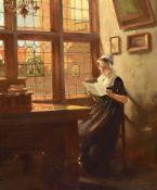 Rudolf Possin, 1861 Magdeburg-1922 Berlin, Holländisches