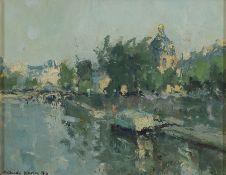 Claude Marin, franz. Künstler, 1914 Nantes - 2001,