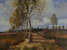 Johann Heinz Mindermann, 1872 Bremen-1959 Norderney,