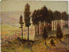 Auguste Michel Colle, 1872 Baccarat - 1949 Batz sur mer,