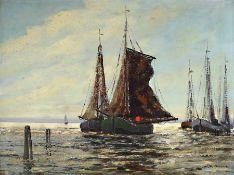J. Cunner (?) oder ähnlich, niederländischer Maler, um