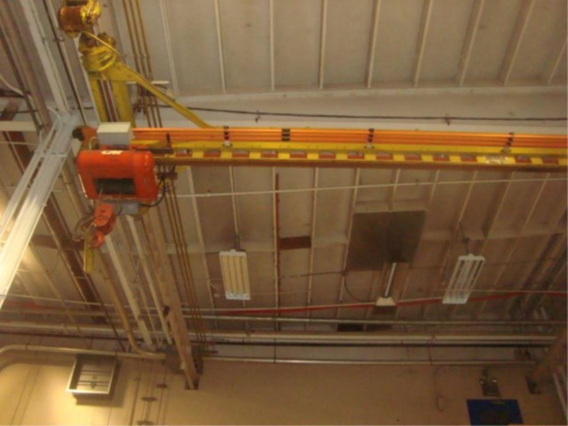 Lot 114 - 5-Ton Capacity Overhead Bridge Crane