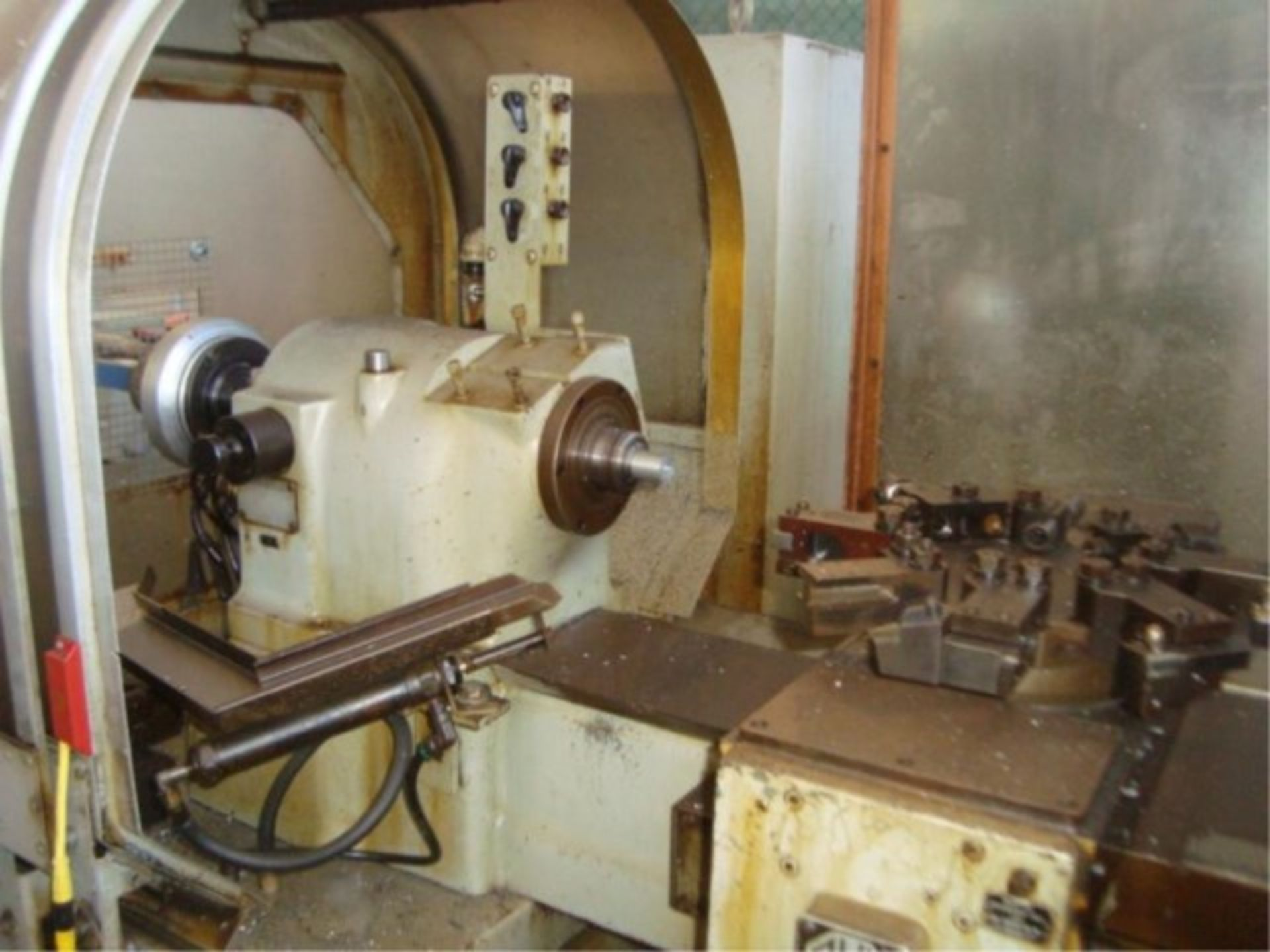 Lot 140 - Super Precision Toolroom Lathe