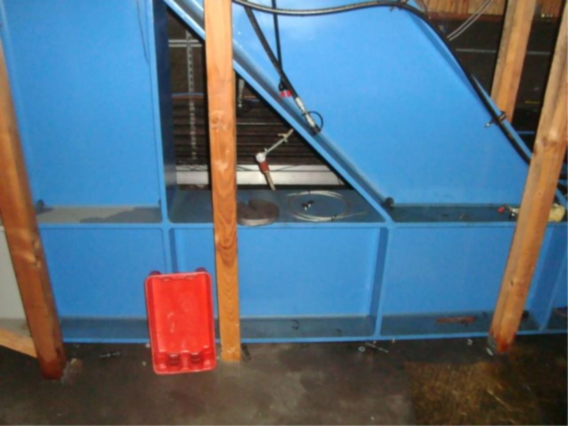 Lot 121 - Heavy Duty Engine Mount Test Stand