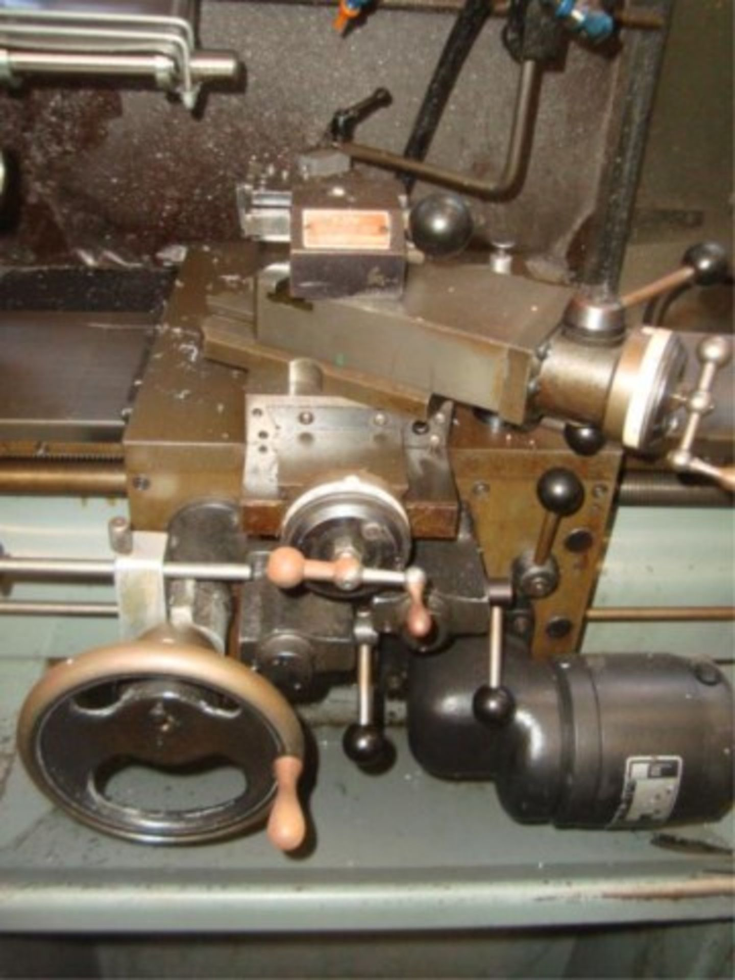 Lot 139 - Super Precision Toolroom Lathe