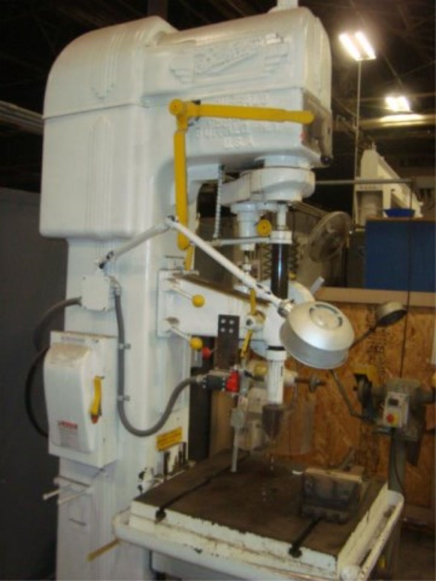 Lot 157 - Heavy Duty Vertical Floor Type Drill Press