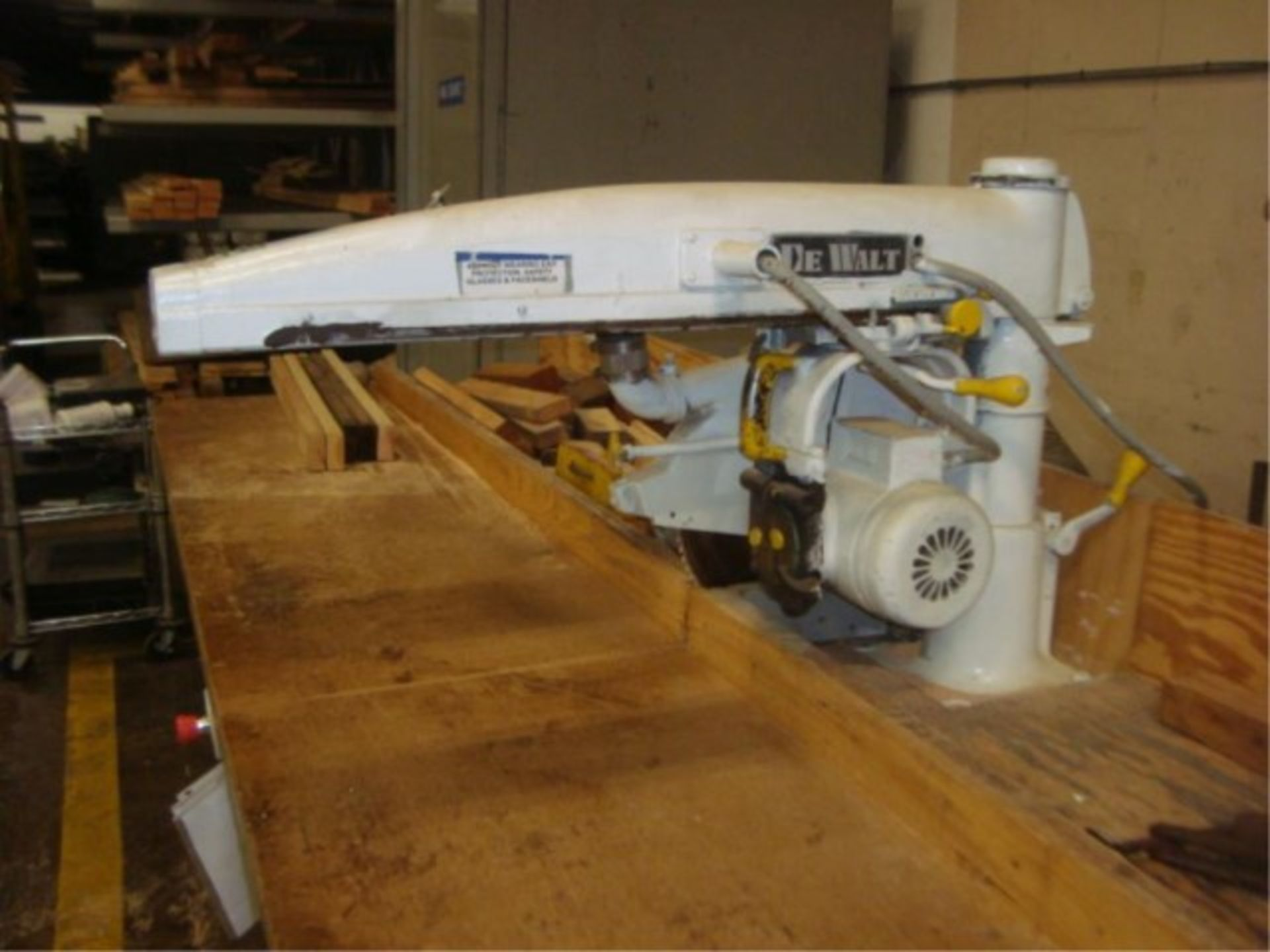 """Lot 154 - 15"""" in. Radial Arm Saw"""