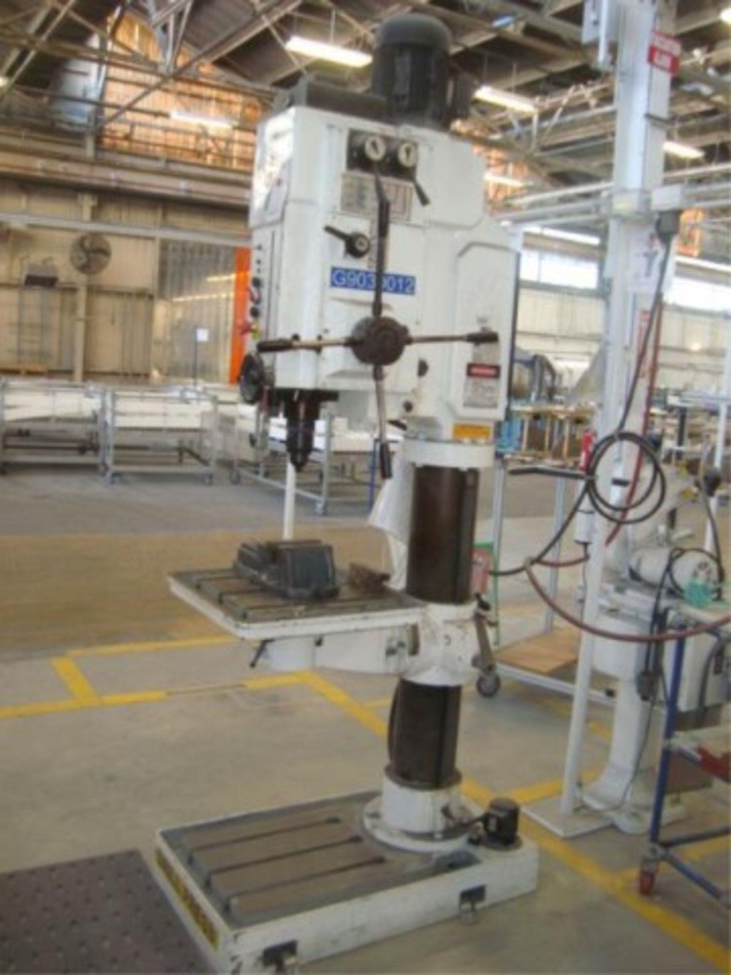 Lot 159 - Heavy Duty Floor Model Drill Press