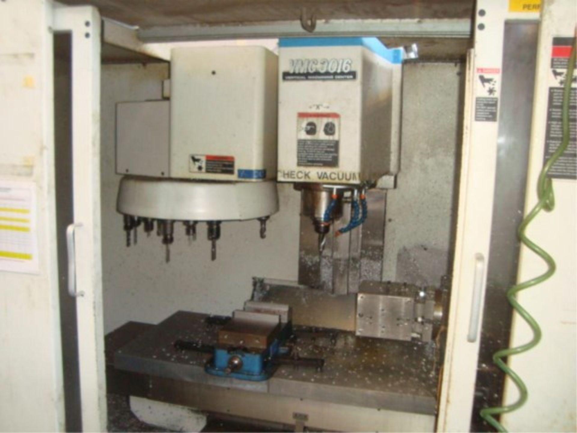 Lot 137 - CNC 88HS Vertical Machine Center