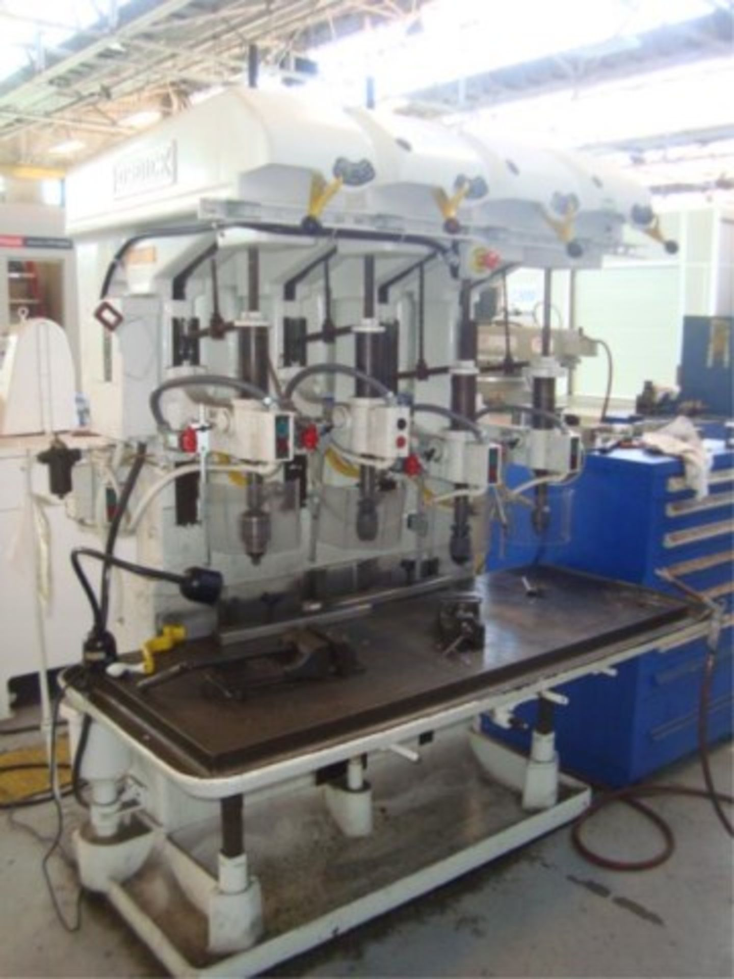 Lot 145 - 4-Spindle Inline Drill Press