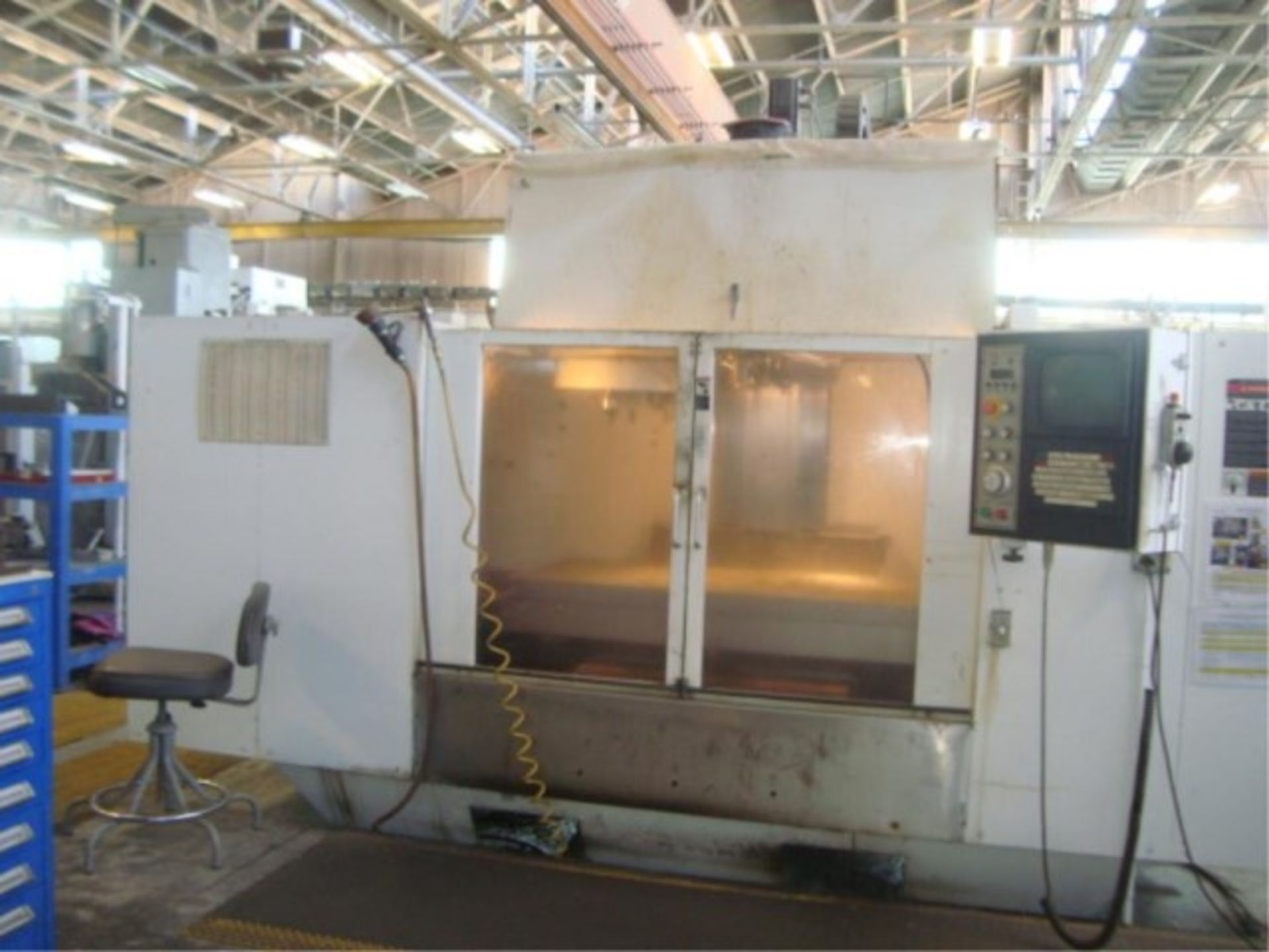 Lot 144 - CNC 88HS Vertical Machine Center
