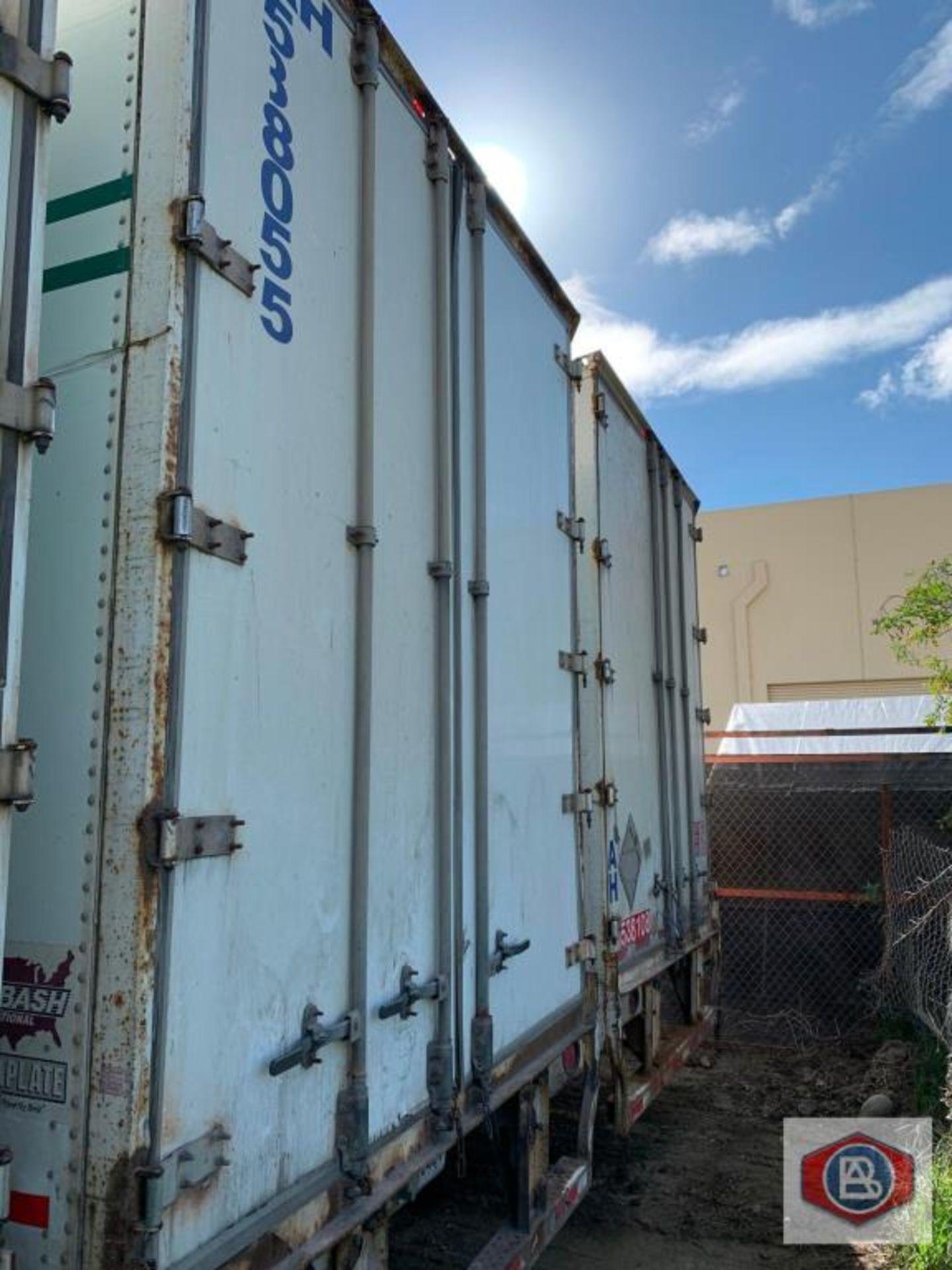 2002 Wabash DuraPlate Logistics Van Trailer 53 ft. - Image 3 of 5