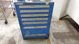 Tool Supply Cabinet With Tooling