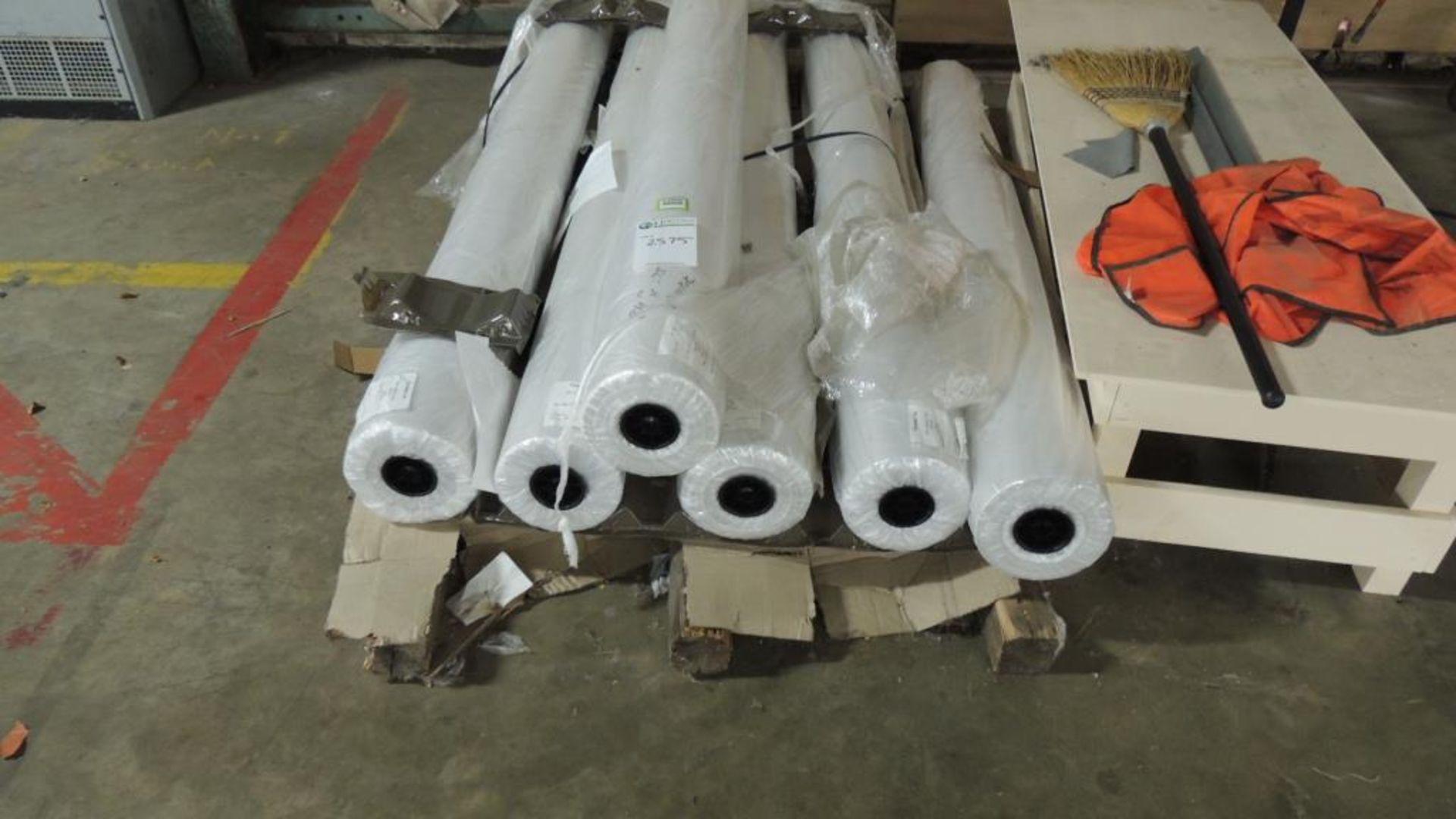 Lot 2575 - Plastic Sheeting