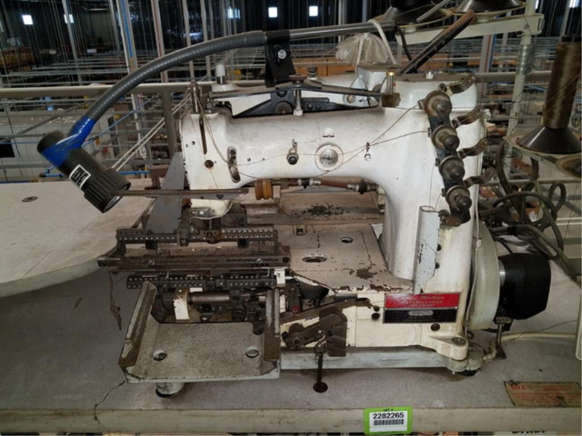 Lot 169 - Box Machine